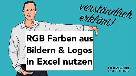 RGB Farben in Excel
