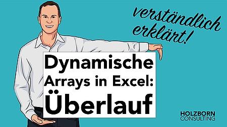 Dynamische Arrays Excel