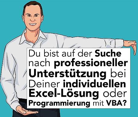 Excel Auftragsprogrammierung