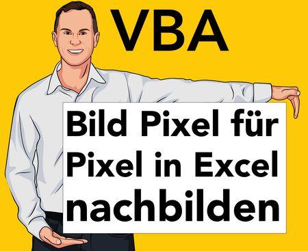 Bild Pixel Excel